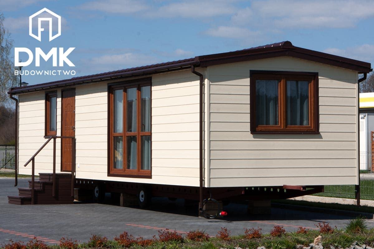 DMK Budownictwo - Producent domów mobilnych